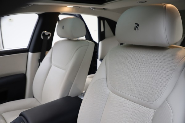 Used 2015 Rolls-Royce Ghost for sale $157,900 at Maserati of Greenwich in Greenwich CT 06830 15