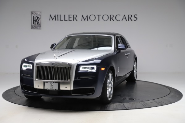 Used 2015 Rolls-Royce Ghost for sale $157,900 at Maserati of Greenwich in Greenwich CT 06830 3