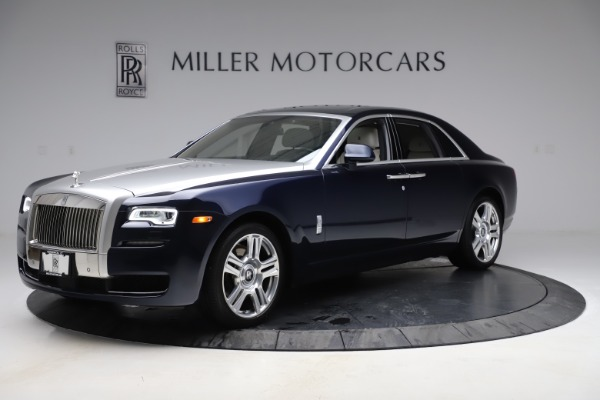 Used 2015 Rolls-Royce Ghost for sale $157,900 at Maserati of Greenwich in Greenwich CT 06830 4