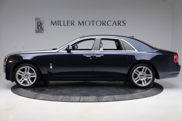 Used 2015 Rolls-Royce Ghost for sale $157,900 at Maserati of Greenwich in Greenwich CT 06830 5
