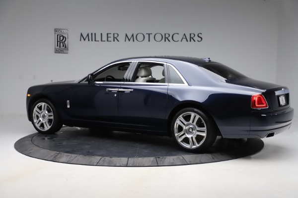 Used 2015 Rolls-Royce Ghost for sale $157,900 at Maserati of Greenwich in Greenwich CT 06830 6