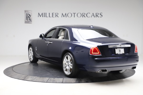 Used 2015 Rolls-Royce Ghost for sale $157,900 at Maserati of Greenwich in Greenwich CT 06830 7