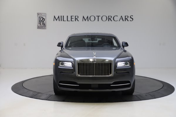 Used 2014 Rolls-Royce Wraith for sale $159,900 at Maserati of Greenwich in Greenwich CT 06830 2