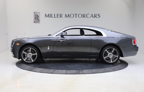 Used 2014 Rolls-Royce Wraith for sale $159,900 at Maserati of Greenwich in Greenwich CT 06830 3