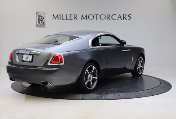 Used 2014 Rolls-Royce Wraith for sale $159,900 at Maserati of Greenwich in Greenwich CT 06830 6