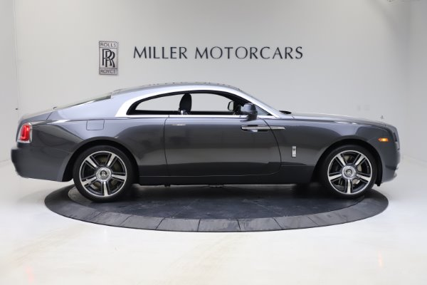 Used 2014 Rolls-Royce Wraith for sale $159,900 at Maserati of Greenwich in Greenwich CT 06830 7
