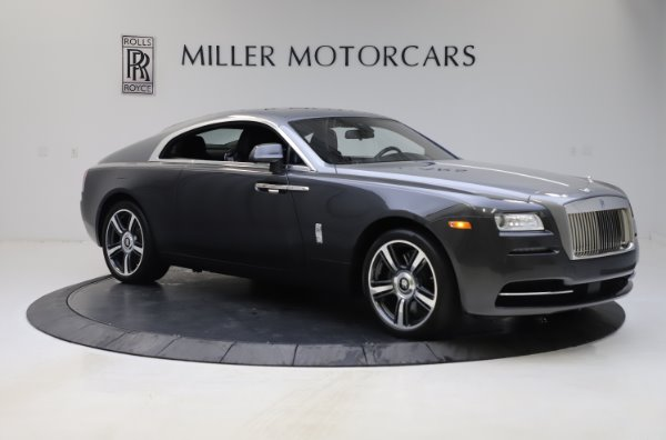 Used 2014 Rolls-Royce Wraith for sale $159,900 at Maserati of Greenwich in Greenwich CT 06830 8