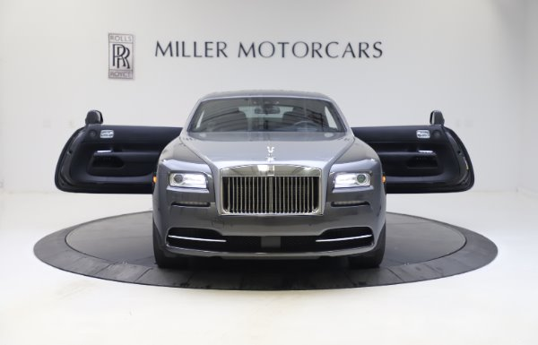 Used 2014 Rolls-Royce Wraith for sale $159,900 at Maserati of Greenwich in Greenwich CT 06830 9