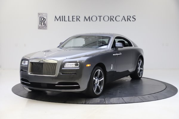 Used 2014 Rolls-Royce Wraith for sale $159,900 at Maserati of Greenwich in Greenwich CT 06830 1