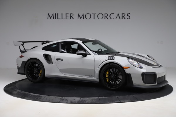 Used 2018 Porsche 911 GT2 RS for sale $349,900 at Maserati of Greenwich in Greenwich CT 06830 10