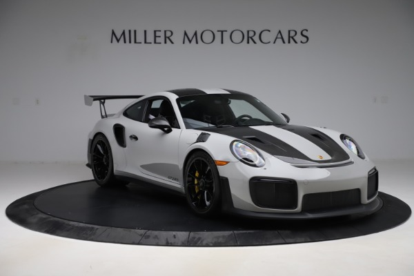 Used 2018 Porsche 911 GT2 RS for sale $349,900 at Maserati of Greenwich in Greenwich CT 06830 11