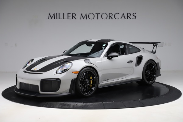 Used 2018 Porsche 911 GT2 RS for sale $349,900 at Maserati of Greenwich in Greenwich CT 06830 2