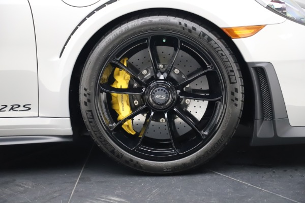 Used 2018 Porsche 911 GT2 RS for sale $349,900 at Maserati of Greenwich in Greenwich CT 06830 25