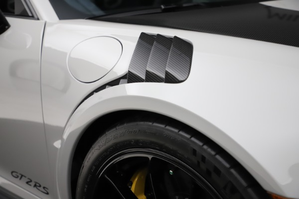 Used 2018 Porsche 911 GT2 RS for sale $349,900 at Maserati of Greenwich in Greenwich CT 06830 26