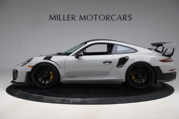 Used 2018 Porsche 911 GT2 RS for sale $349,900 at Maserati of Greenwich in Greenwich CT 06830 3