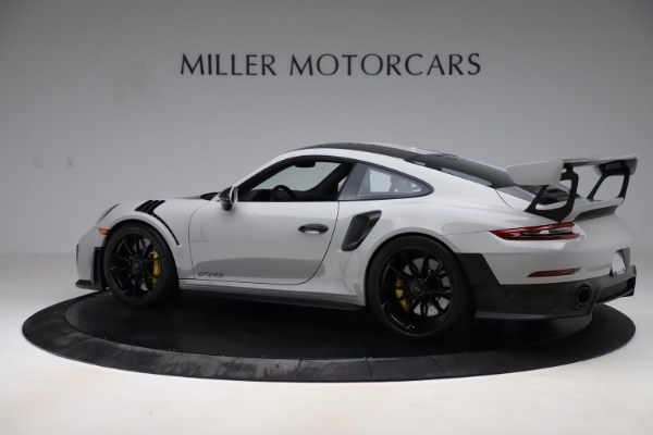Used 2018 Porsche 911 GT2 RS for sale $349,900 at Maserati of Greenwich in Greenwich CT 06830 4