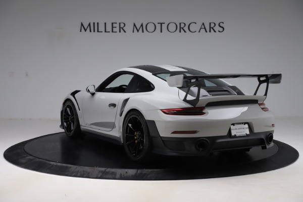Used 2018 Porsche 911 GT2 RS for sale $349,900 at Maserati of Greenwich in Greenwich CT 06830 5