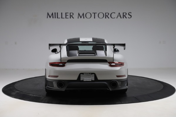 Used 2018 Porsche 911 GT2 RS for sale $349,900 at Maserati of Greenwich in Greenwich CT 06830 6