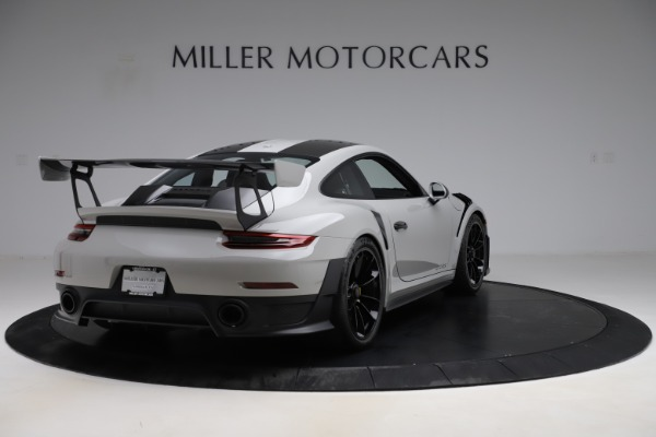 Used 2018 Porsche 911 GT2 RS for sale $349,900 at Maserati of Greenwich in Greenwich CT 06830 7