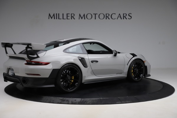 Used 2018 Porsche 911 GT2 RS for sale $349,900 at Maserati of Greenwich in Greenwich CT 06830 8