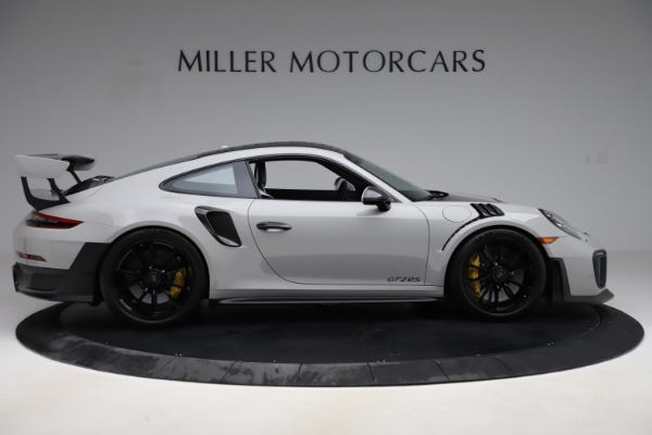 Used 2018 Porsche 911 GT2 RS for sale $349,900 at Maserati of Greenwich in Greenwich CT 06830 9