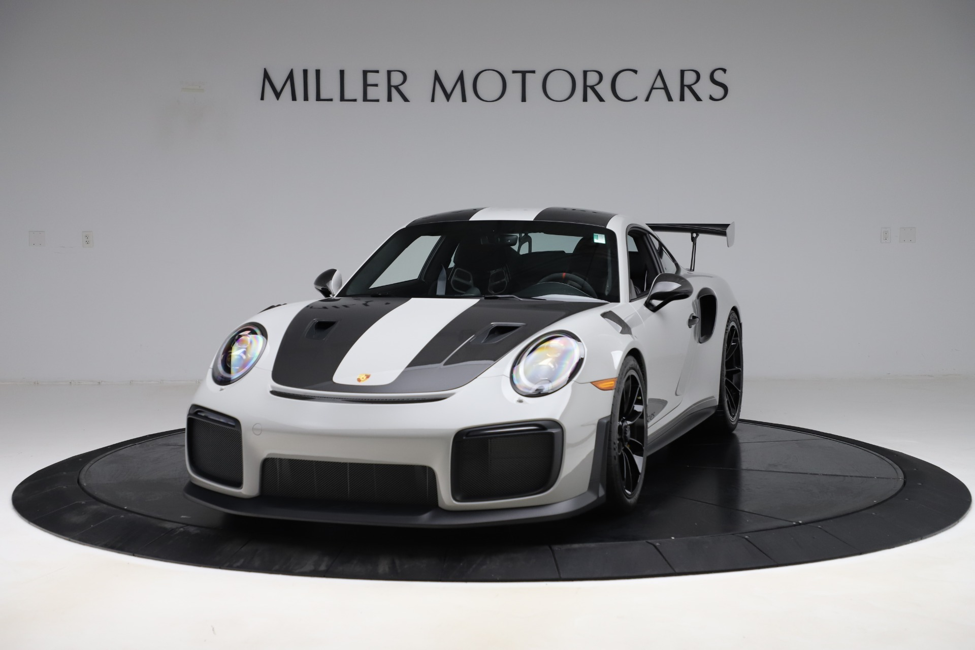 Used 2018 Porsche 911 GT2 RS for sale $349,900 at Maserati of Greenwich in Greenwich CT 06830 1