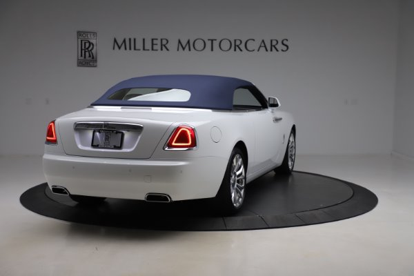New 2020 Rolls-Royce Dawn for sale $401,175 at Maserati of Greenwich in Greenwich CT 06830 21