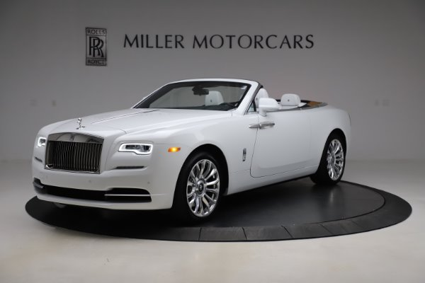 New 2020 Rolls-Royce Dawn for sale $401,175 at Maserati of Greenwich in Greenwich CT 06830 3