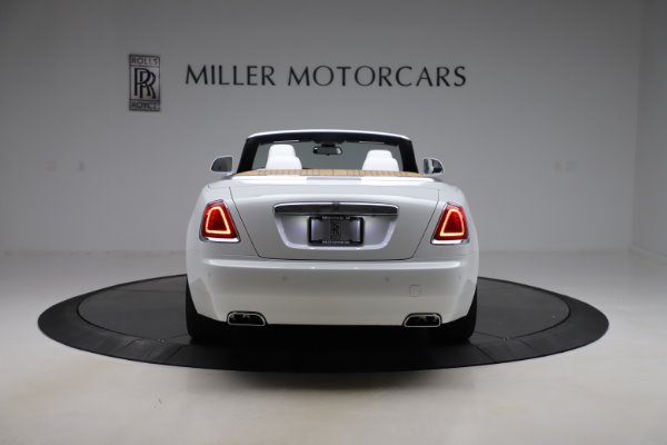 New 2020 Rolls-Royce Dawn for sale $401,175 at Maserati of Greenwich in Greenwich CT 06830 7