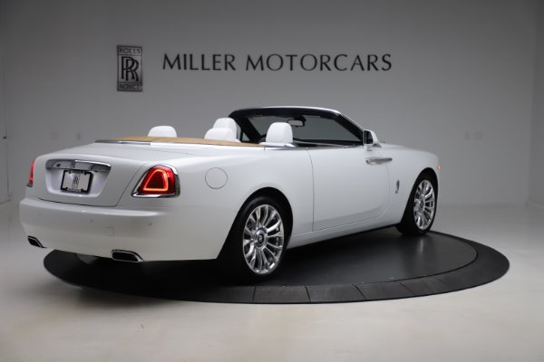 New 2020 Rolls-Royce Dawn for sale $401,175 at Maserati of Greenwich in Greenwich CT 06830 9