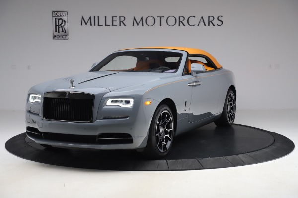 New 2020 Rolls-Royce Dawn Black Badge for sale $482,125 at Maserati of Greenwich in Greenwich CT 06830 10
