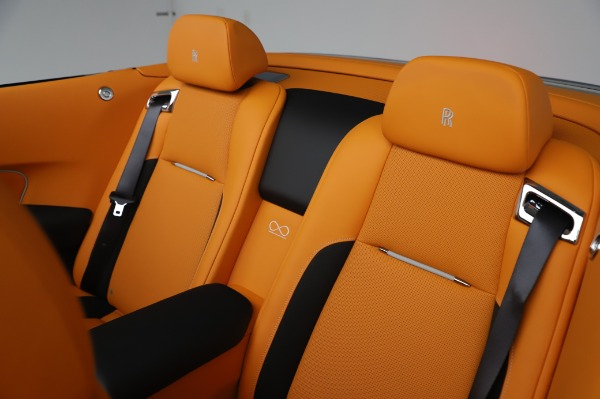 New 2020 Rolls-Royce Dawn Black Badge for sale $482,125 at Maserati of Greenwich in Greenwich CT 06830 17