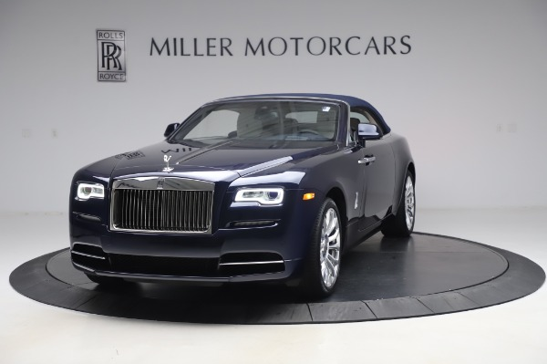 New 2020 Rolls-Royce Dawn for sale Sold at Maserati of Greenwich in Greenwich CT 06830 10