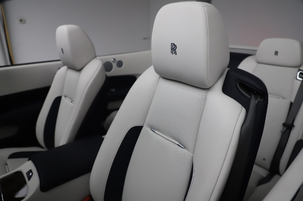Used 2020 Rolls-Royce Dawn for sale Call for price at Maserati of Greenwich in Greenwich CT 06830 17