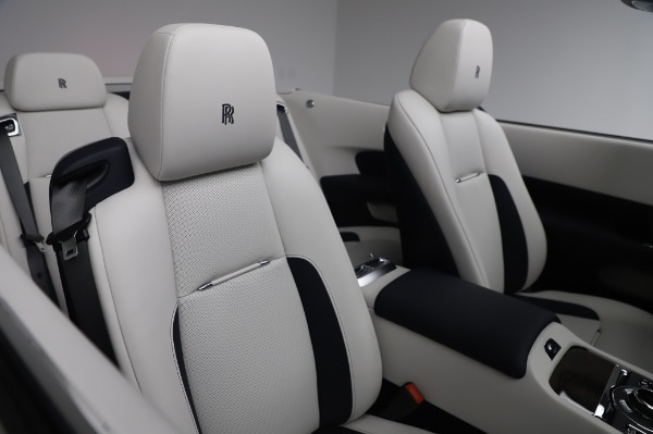 Used 2020 Rolls-Royce Dawn for sale Call for price at Maserati of Greenwich in Greenwich CT 06830 18