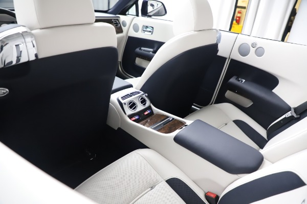 Used 2020 Rolls-Royce Dawn for sale Call for price at Maserati of Greenwich in Greenwich CT 06830 23