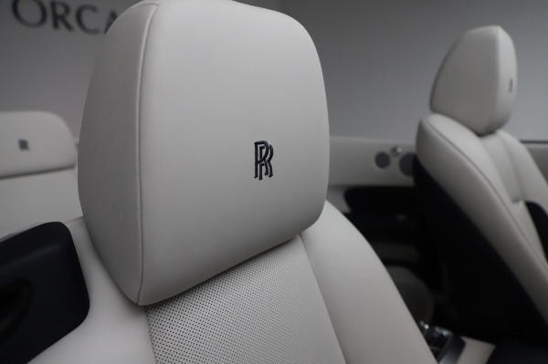 New 2020 Rolls-Royce Dawn for sale $384,875 at Maserati of Greenwich in Greenwich CT 06830 27