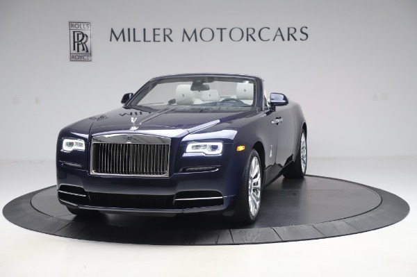 Used 2020 Rolls-Royce Dawn for sale Call for price at Maserati of Greenwich in Greenwich CT 06830 1