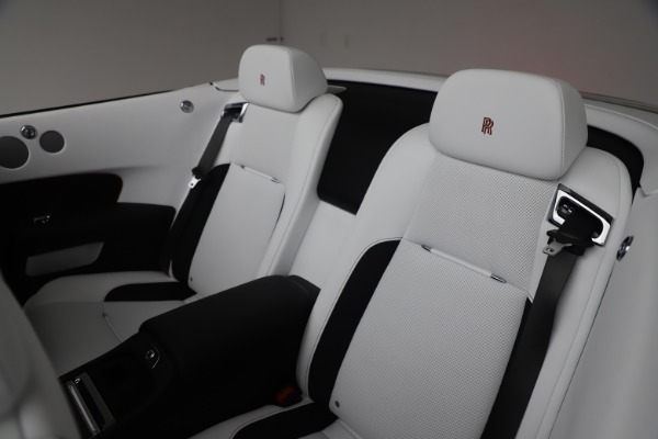 New 2020 Rolls-Royce Dawn for sale $386,250 at Maserati of Greenwich in Greenwich CT 06830 22