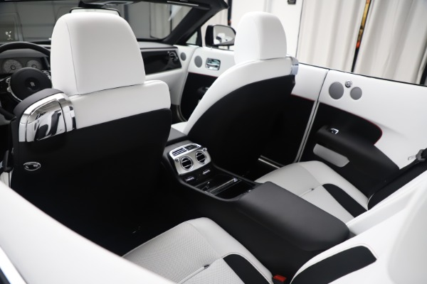 New 2020 Rolls-Royce Dawn for sale $386,250 at Maserati of Greenwich in Greenwich CT 06830 23