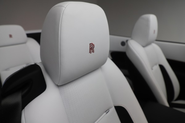 New 2020 Rolls-Royce Dawn for sale $386,250 at Maserati of Greenwich in Greenwich CT 06830 26