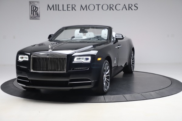 New 2020 Rolls-Royce Dawn for sale $386,250 at Maserati of Greenwich in Greenwich CT 06830 1