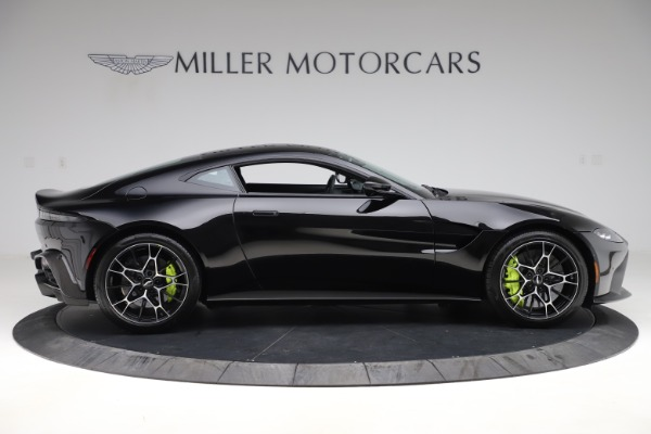 New 2020 Aston Martin Vantage AMR Coupe for sale $191,931 at Maserati of Greenwich in Greenwich CT 06830 10