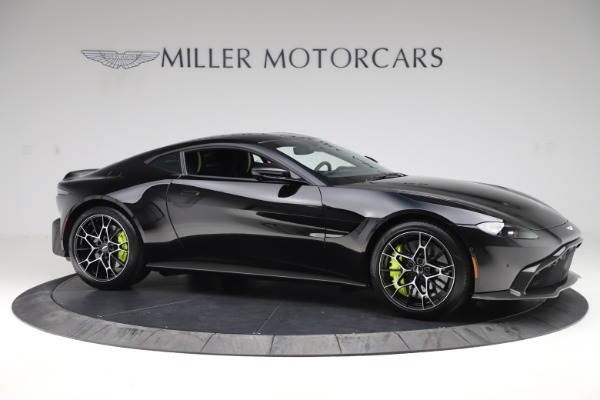 New 2020 Aston Martin Vantage AMR Coupe for sale $191,931 at Maserati of Greenwich in Greenwich CT 06830 11