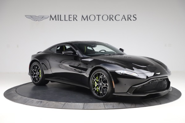 New 2020 Aston Martin Vantage AMR Coupe for sale Sold at Maserati of Greenwich in Greenwich CT 06830 12