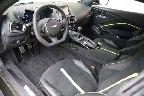 New 2020 Aston Martin Vantage AMR Coupe for sale $191,931 at Maserati of Greenwich in Greenwich CT 06830 13