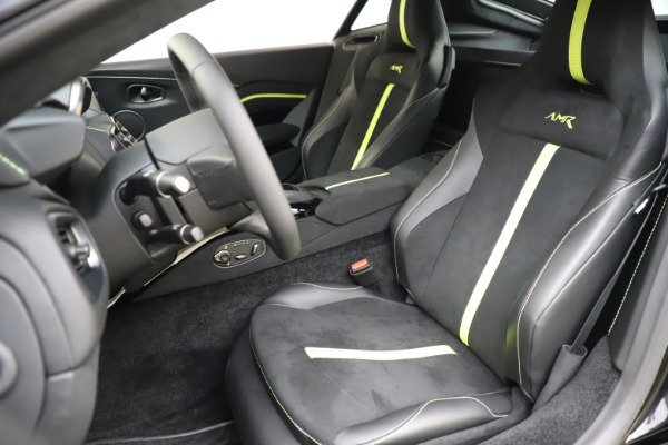 New 2020 Aston Martin Vantage AMR Coupe for sale Sold at Maserati of Greenwich in Greenwich CT 06830 15