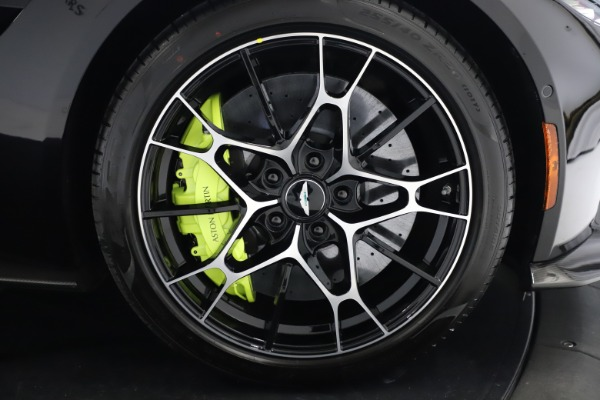New 2020 Aston Martin Vantage AMR Coupe for sale Sold at Maserati of Greenwich in Greenwich CT 06830 24