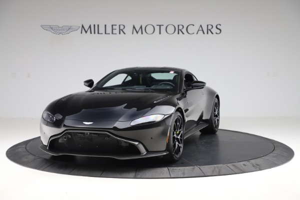 New 2020 Aston Martin Vantage AMR Coupe for sale $191,931 at Maserati of Greenwich in Greenwich CT 06830 3