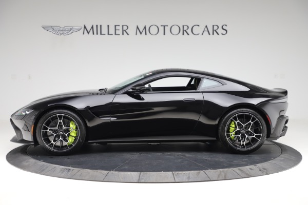 New 2020 Aston Martin Vantage AMR Coupe for sale $191,931 at Maserati of Greenwich in Greenwich CT 06830 4